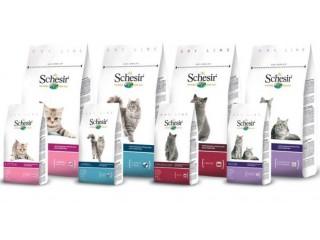 Сухой корм для кошек и собак Schesir – Новинка итальянского бренда питания для домашних животных