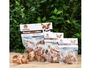 Сушеные лакомства Natural- это настоящий витаминный бум для здоровья и полноценного рациона ваших собак!