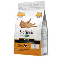 Schesir Cat Adult Chicken ШЕЗИР ВЗРОСЛЫЙ КУРИЦА сухой монопротеиновый суперпремиум корм для котов