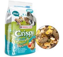 Versele-Laga Crispy Snack Popcorn ВЕРСЕЛЕ-ЛАГА КРИСПИ СНЕК ПОПКОРН зерновая смесь лакомство для грызунов 0.65кг