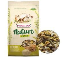 Versele-Laga Nature Snack Cereals ВЕРСЕЛЕ-ЛАГА НАТЮР СНЕК ЗЛАКИ дополнительный корм для грызунов 0.5кг