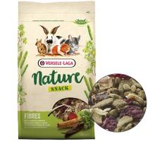 Versele-Laga Nature Snack Fibres ВЕРСЕЛЕ-ЛАГА НАТЮР СНЕК КЛЕТЧАТКА дополнительный корм для грызунов 0.5кг