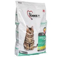 1st Choice Weight Control Adult Cухой корм для кошек склонных к полноте