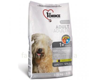 1st Choice Hypoallergenic Adult Сухой корм для собак