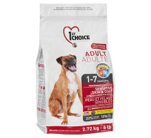 1st Choice Adult Sensitive Lamb & Fish Сухой корм для взрослых собак