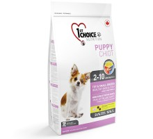 1st Choice Puppy Toy&Small Lamb&Fish Сухой корм для щенков мини и малых пород