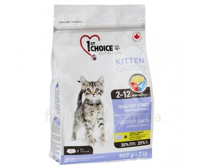 1st Choice Kitten Healthy Start Сухой корм для котят