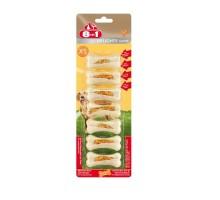 8in1 Delights XS Кость прочная с куриным мясом  (7шт)