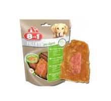 8in1 Fillets ProDigest Куриное филе для улучшения пищеварения  80гр