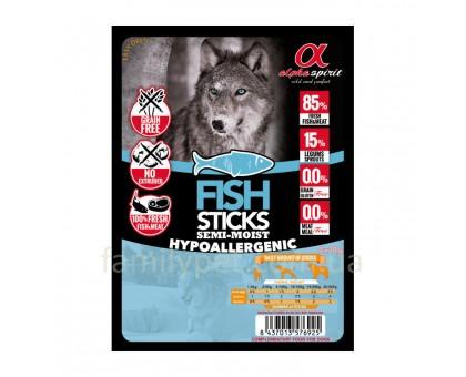 Alpha Spirit Dog Sticks Fish Chicken Лакомство палочки с рыбой (4 шт, 16 шт, 30 шт)