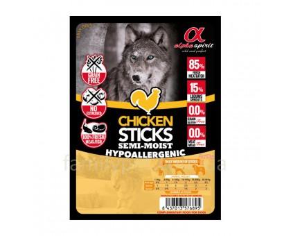 Alpha Spirit Dog Sticks Chicken Лакомство палочки с курицей