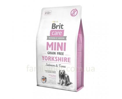 Brit  Care Grain Free Mini Yorkshire
