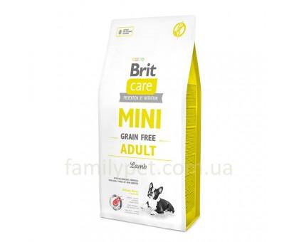 Brit  Care Grain Free Mini Adult