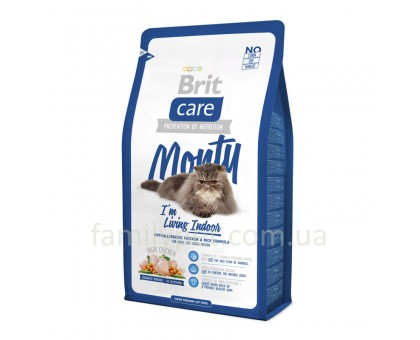 Brit Care Cat Monty I am Living Indoor