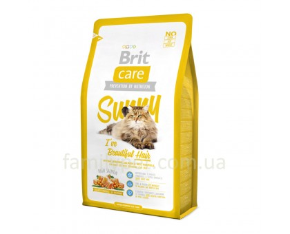 Brit Care Cat Sunny I have Beautiful Hair
