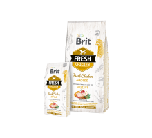 Brit Fresh Chicken/Potato Adult 2,5 kg