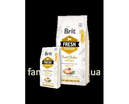 Brit Fresh Chicken/Potato Adult 2,5 kg