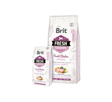 Brit Fresh Chicken/Potato Puppy 2,5 kg