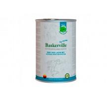 Baskerville Holistic Rind und Lachs Консервы для собак с лососем и говядиной