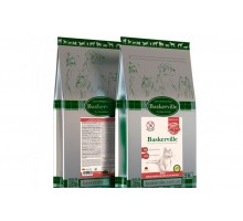 Baskerville HF Adult Rind Getreidefrei kleine Rassen