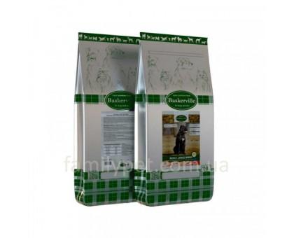 Baskerville HF grose Rassen Сухой корм для взрослых собак крупных пород