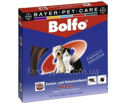 Bayer Bolfo Больфо ошейник для кошек и собак