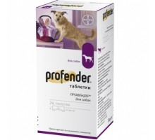 Bayer Profender Антигельминтик для собак