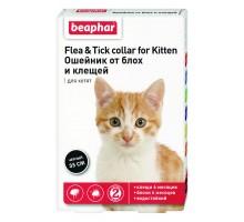 Beaphar Ошейник против блох и клещей для котят с 6-ти мес 35 см