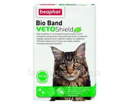 Beaphar BIO Ошейник для котов и котят с 2-х месяц 35 см