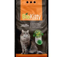 BioKitty Compact Size Aloe Vera Наполнитель с белого бентонита с ароматом алое