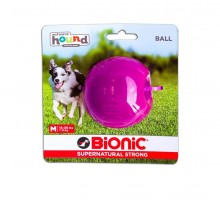 Bionic Opaque Ball Сверхпрочный мяч для собак фиолетовый