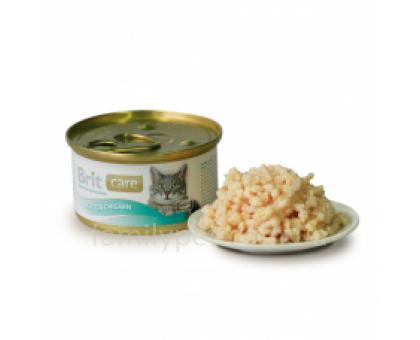 Brit Care Cat Консервы для котят с курицей 80 г