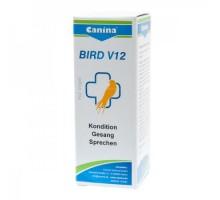 Canina BIRD  V12 Витаминный комплекс для птиц 25 мл