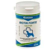 Canina Biotin forte интенсивный курс для шерсти