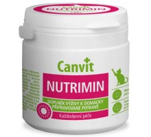 Canvit Nutrimin for cats