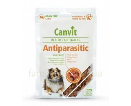 Canvit Antiparasitic Полувлажное лакомство для собак 200г
