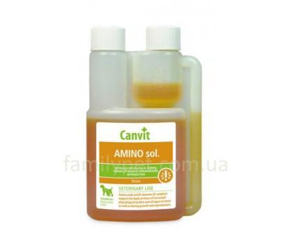 Canvit  Аминосол Витаминный комплекс для котов и собак