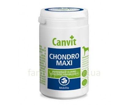 Canvit Chondro Maxi for dogs