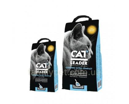 CAT LEADER WILD NATURE супер-впитывающий наполнитель в кошачий туалет