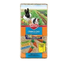 Kaytee Clean&Cozy Vegetable Garden Подстилка для грызунов целлюлоза