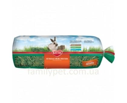 Kaytee Alfalfa Hay Сено для грызунов до 1 года беременных, кормящих 680 г