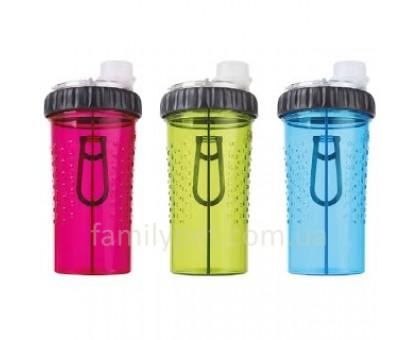 DEXAS Snack DuO Бутылка двойная для води и корма 480 мл