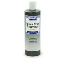 Davis Black Coat Shampoo Шампунь для черной шерсти собак и котов концентрат