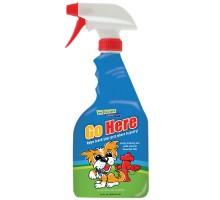 Davis Go Here Средство для приучения щенков и собак к туалету 650 мл