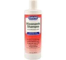 Davis Miconazole Shampoo Шампунь с 2% нитратом миконазола для собак и котов с заболеваниями кожи