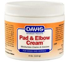Davis Pad & Elbow Cream Крем для лап и локтей собак и лошадей 113 мл