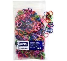 Davis Neon Резинка для шерсти Диаметр - 1,0 см