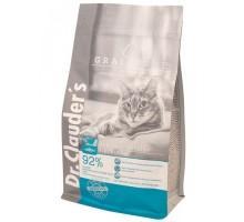 Dr.Clauder's High Premium Grainfree - сухой корм для взрослых котов с чувствительным пищеварением