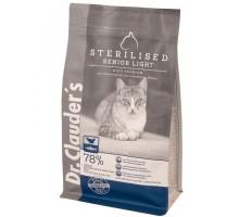 Dr.Clauder's High Premium Sterelised Senior Light - сухой корм для стерилизованных кошек, старше 8 лет и/или с лишним весом