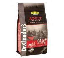Dr.Clauder's Best Choice Adult Medium - cухой корм для взрослых собак маленьких и средних пород весом от 5 до 25 кг